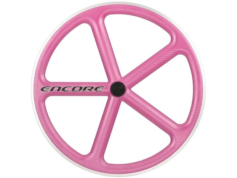 Roda Fixie Encore Cor Rosa